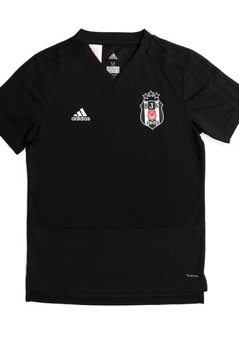 Adidas Beşiktaş 2018-19 Training T-Shirt Kinder CG0373