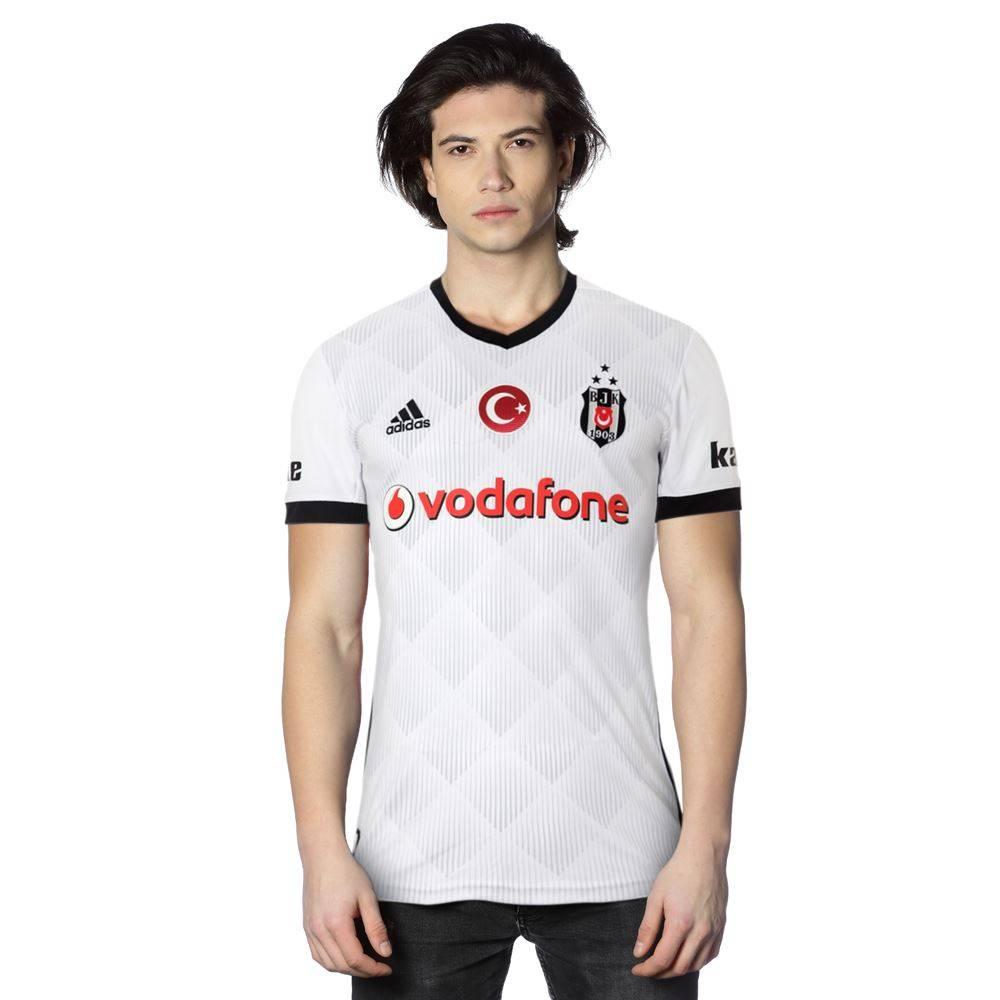 half off 4746a fff44 Beşiktaş Adidas football shirt 17-18 white