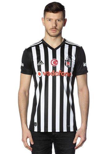Adidas Beşiktaş Adidas maillot 17-18 à rayures verticales