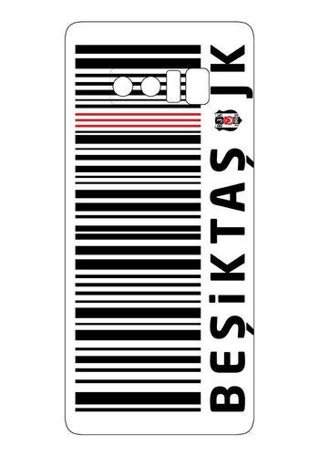 Beşiktaş Samsung Note 8 barcode