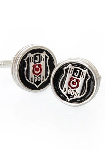 Beşiktaş Classic Logo Cuff link