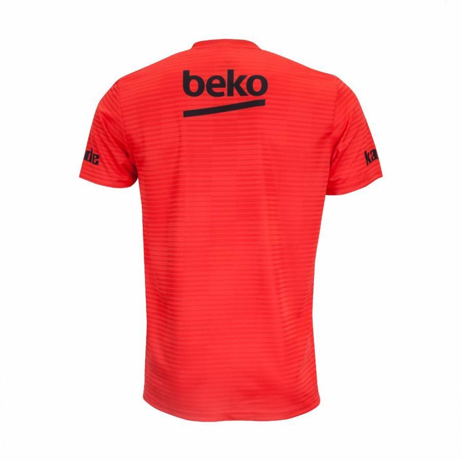 Adidas Beşiktaş Shirt Rood 18-19