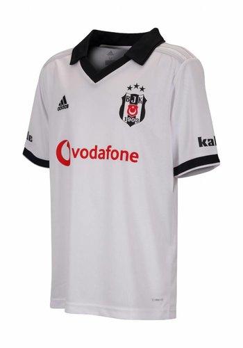 Adidas Beşiktaş Shirt Wit Kinderen 18-19