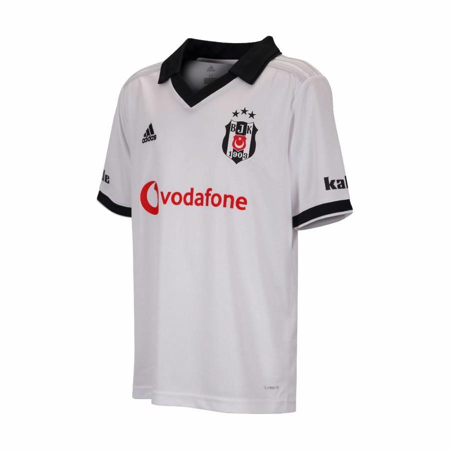 Adidas Beşiktaş Beyaz Çocuk Forma 18-19