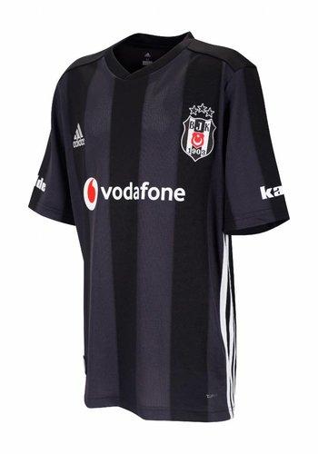Adidas Beşiktaş Siyah Çubuklu Çocuk Forma 18-19