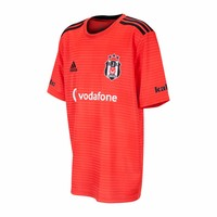 Adidas Beşiktaş Shirt Rood Kinderen 18-19