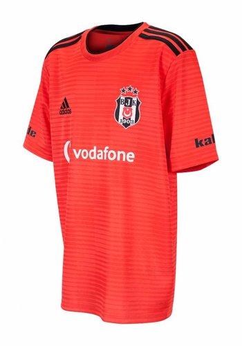 Adidas Beşiktaş Trikot Rot Kinder 18-19