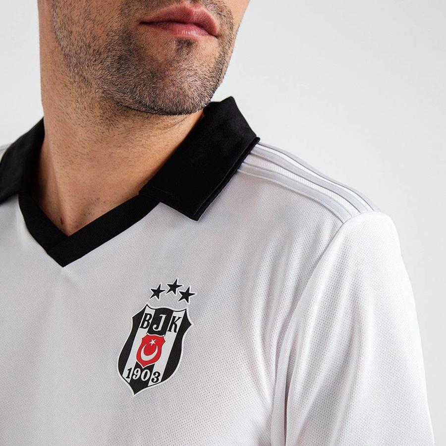 Adidas Beşiktaş Maillot Blanc 18-19