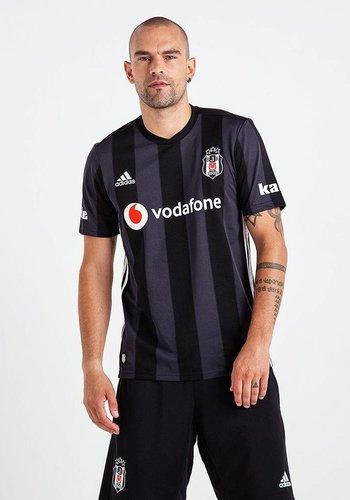 Adidas Adidas Beşiktaş Gestreept Shirt Zwart 18-19