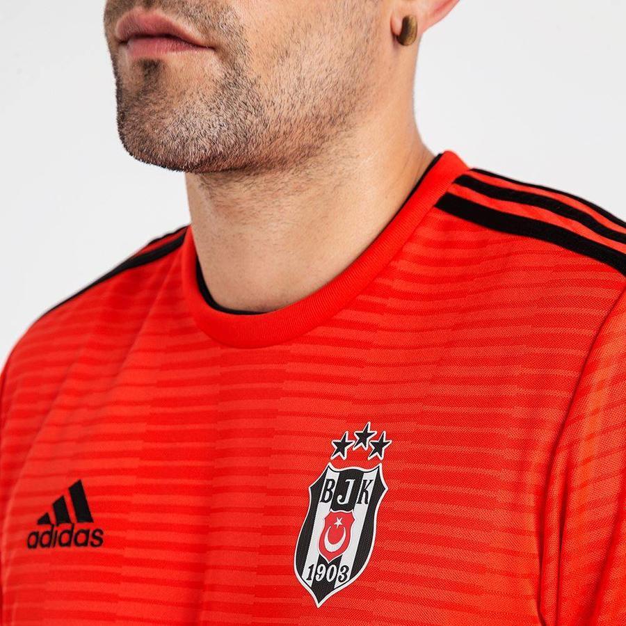 Adidas Beşiktaş Kırmızı Forma 18-19