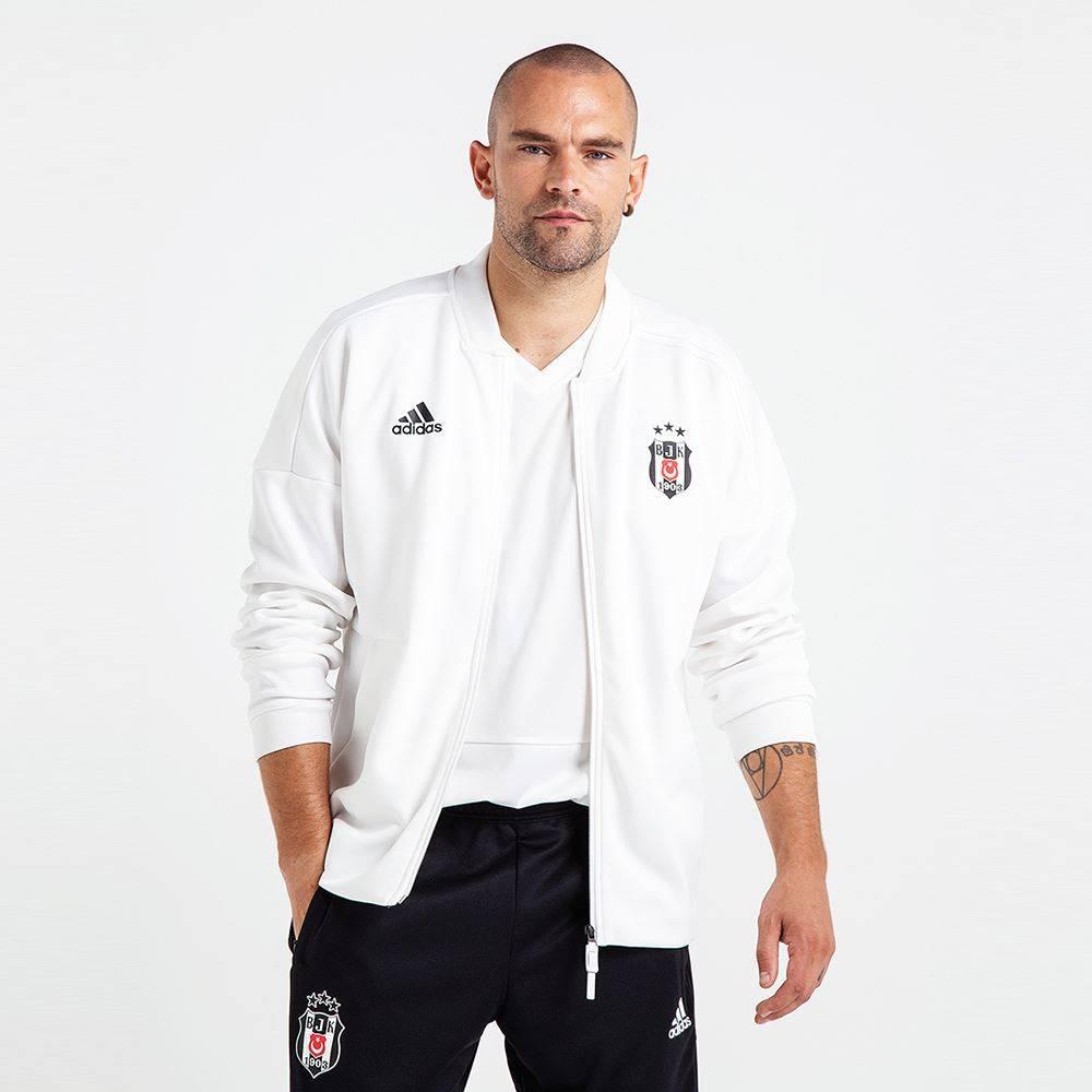 Details zu adidas Performance Besiktas Istanbul Anthem Jacke Herren NEU