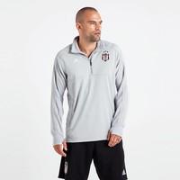 Adidas Beşiktaş 2018-19 Sweat avec demi-fermeture éclair CV8234
