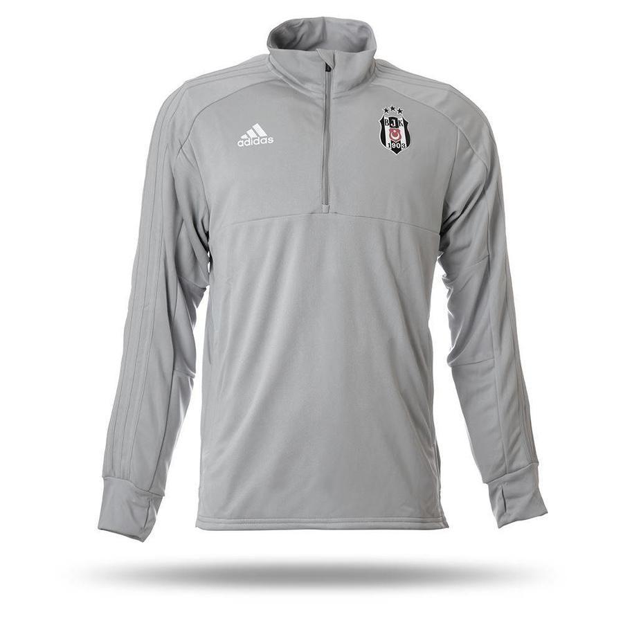 Adidas Beşiktaş 2018-19 Sweater met halve rits CV8234