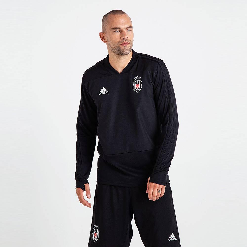 5ae6d768cb802 Adidas Beşiktaş 2018-19 Training Sweater CG0380 - Kartal Yuvası ...
