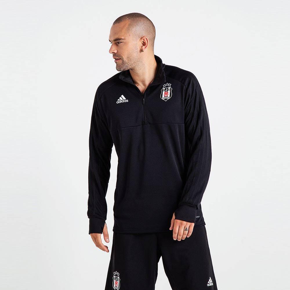 Adidas Beşiktaş 2018 19 Half Zip Sweater BS0602
