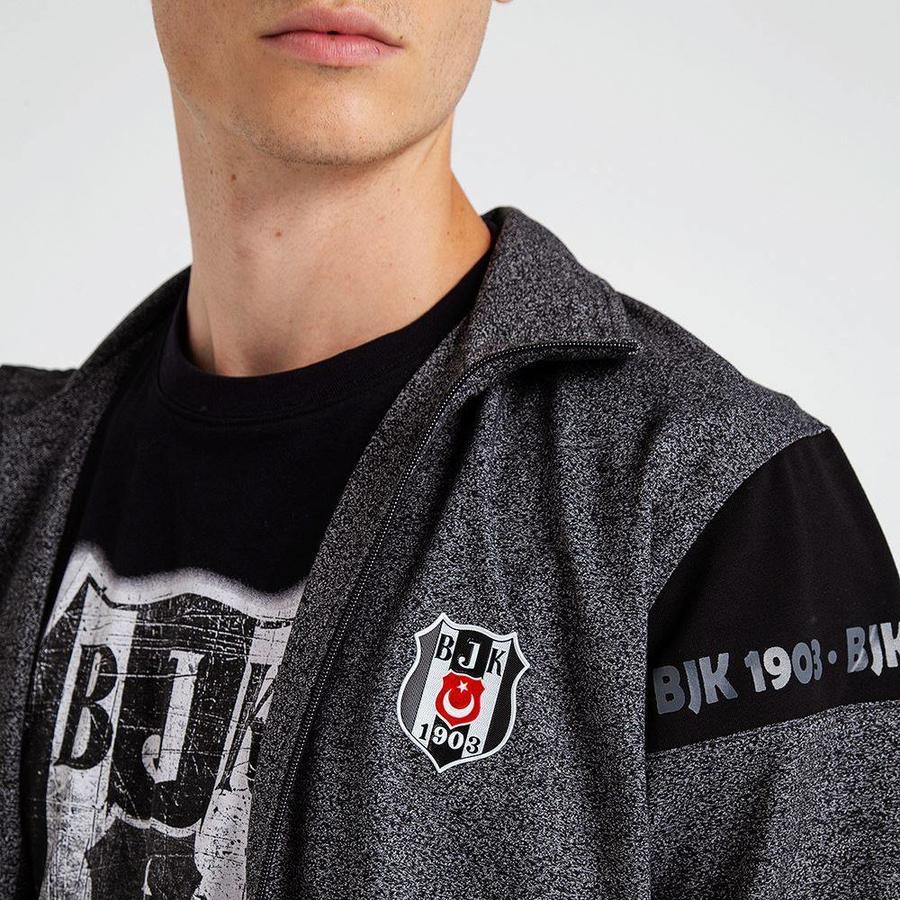 Beşiktaş Anthrazit Trainingsanzug Herren 7819352