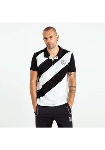 Beşiktaş Diagonal Polo T-Shirt pour hommes 7819150