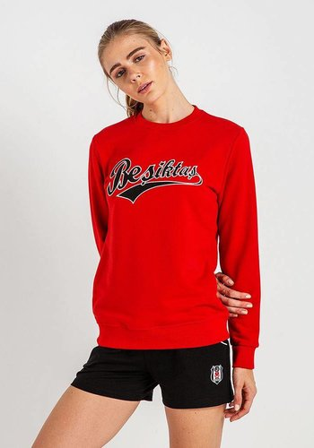 Beşiktaş Womens College sweater 8819200 Red