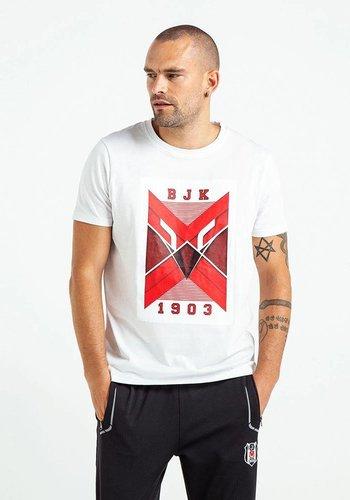 Beşiktaş Feature Eagle T-Shirt Herren 7819110