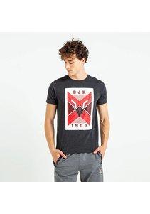 Beşiktaş Feature Eagle T-Shirt Heren 7819110 Antra Melange
