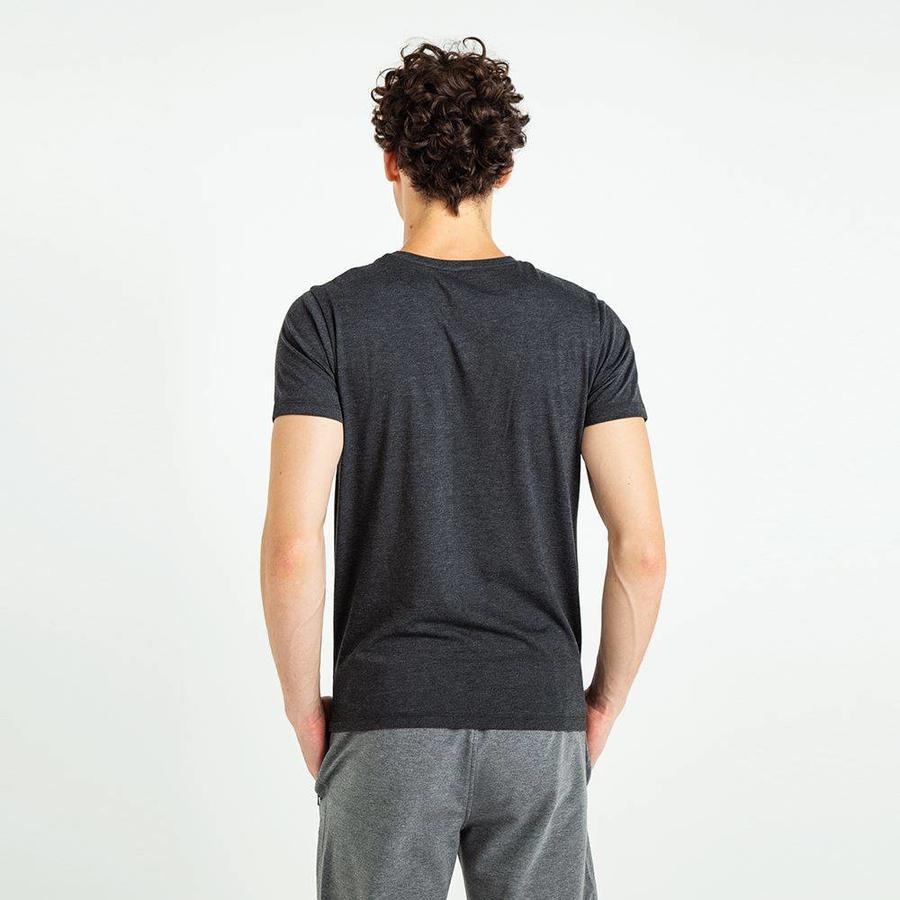Beşiktaş Mens Feature Eagle T-Shirt 7819110 Anthracite Melange