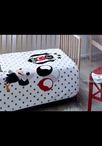 Beşiktaş Fanatik Baby Blanket 100*120