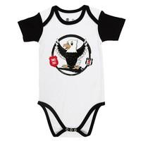 Beşiktaş Baby Body korte mouwen K18-102