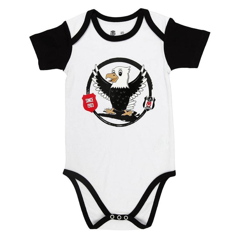 Beşiktaş Baby Body short sleeves  K18-102