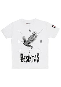 Beşiktaş Adler Uhr T-Shirt Kinder 6819131