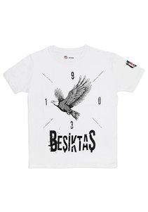 Beşiktaş Kids Eagle Clock T-Shirt 6819131