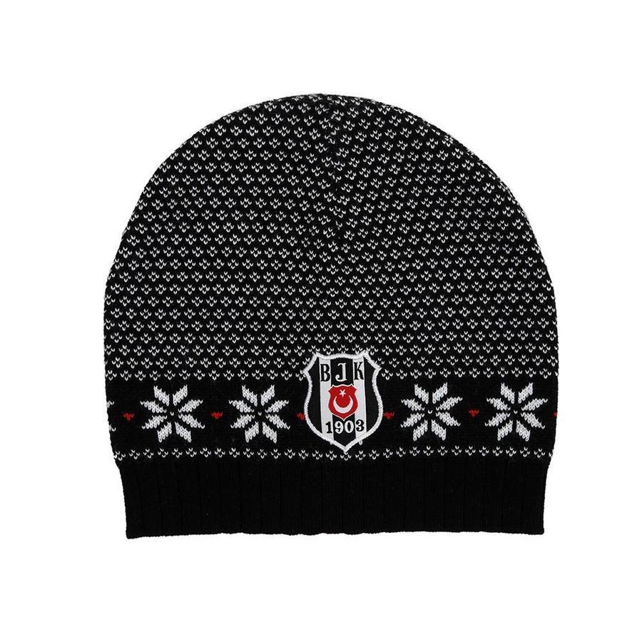 Beşiktaş Bonnet Nouvel An Tricoté 2019