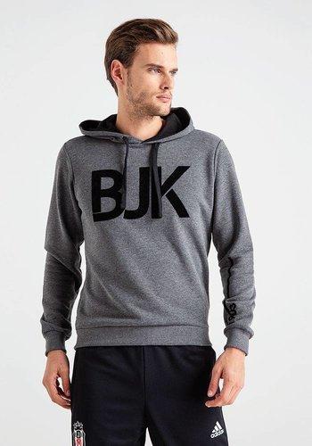 Beşiktaş Flock BJK Hooded Sweater Heren 7819216