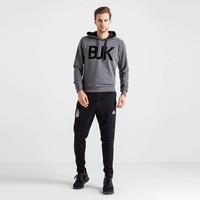 Beşiktaş Mens Flock BJK Hooded Sweater 7819216