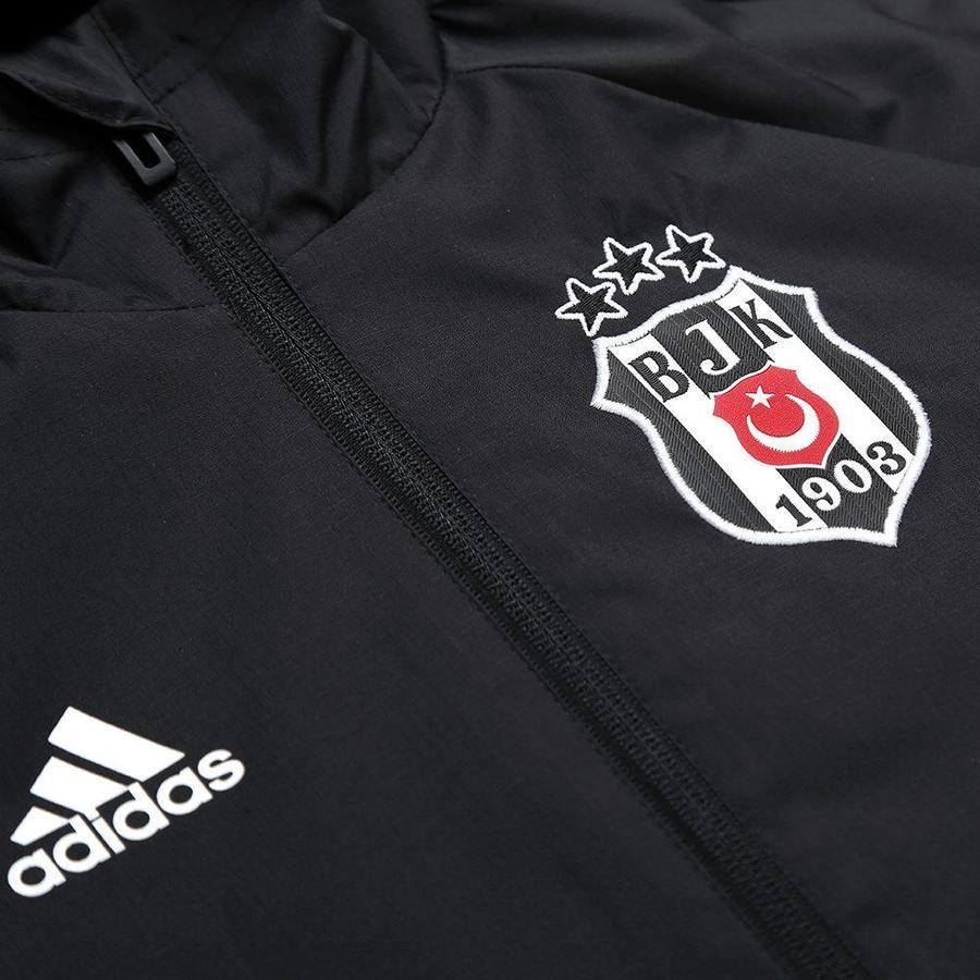 Adidas Beşiktaş 2018-19 Regenmantel Kinder BQ6624