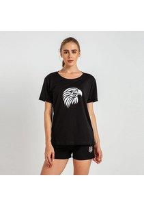 Beşiktaş Womens Eagle Wings T-Shirt 8819129