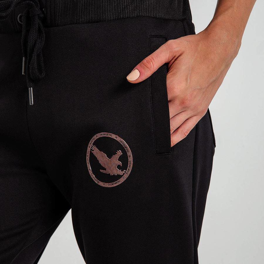 Beşiktaş Womens Metallic Eagle Training Pants 8819300