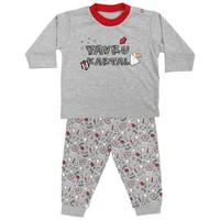 Beşiktaş Baby Zweiteilig Outfit K18-124 Grau