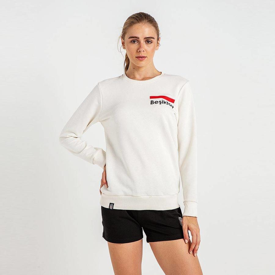 Beşiktaş Basic Sweater Damen 8819202