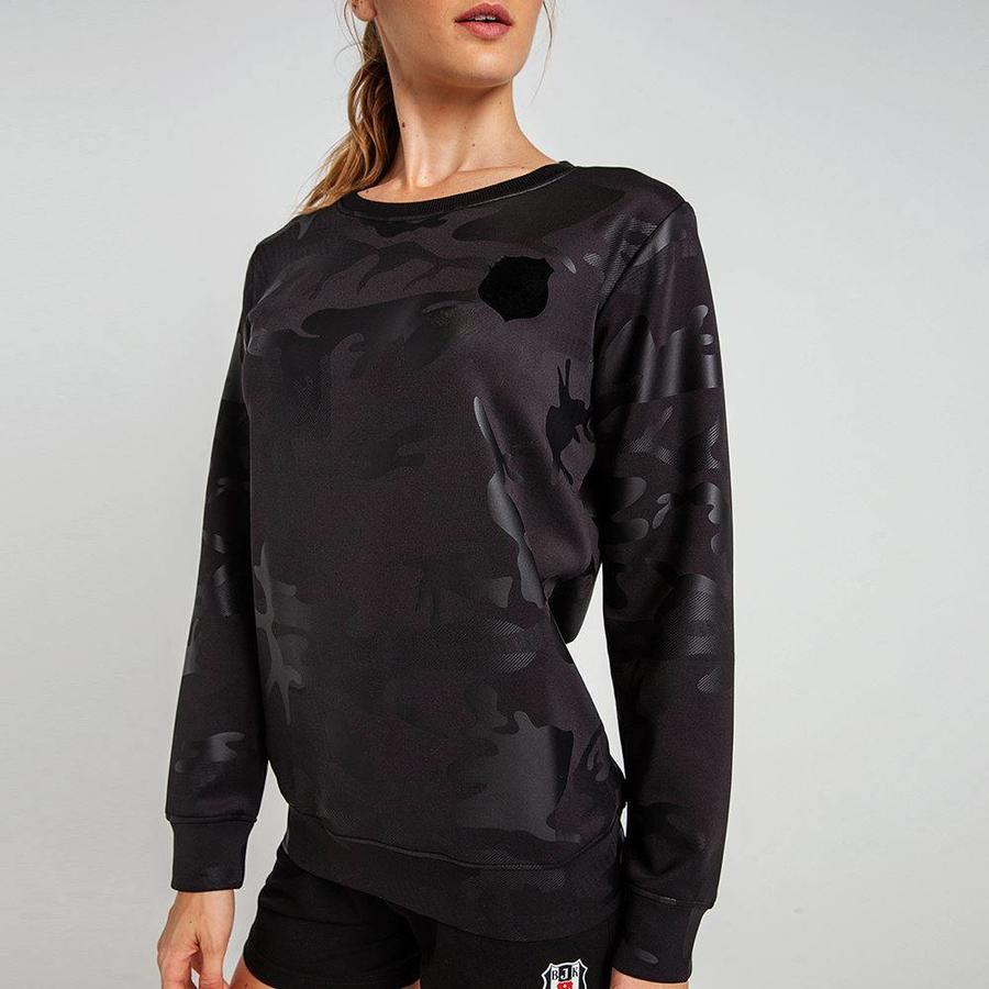 Beşiktaş Camo Sweater Damen 8819211