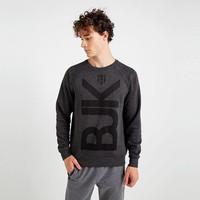 Beşiktaş Verticaal Monochrome Sweater Heren 7819206