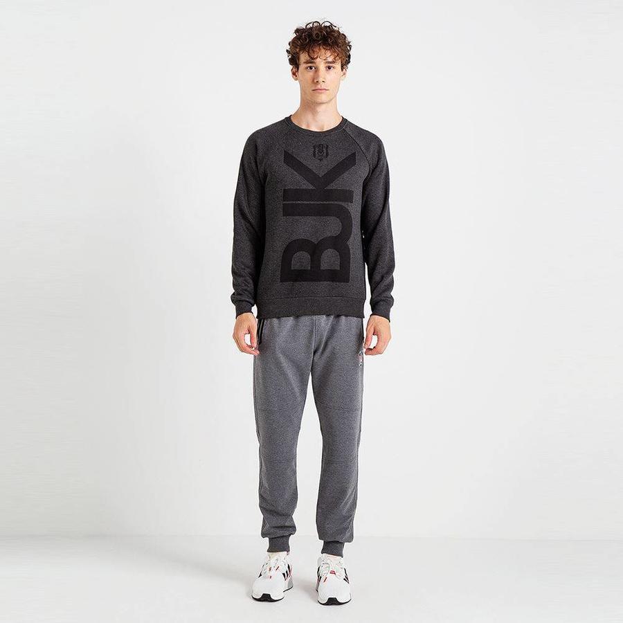 Beşiktaş Vertikal Monochrome Sweater Herren 7819206