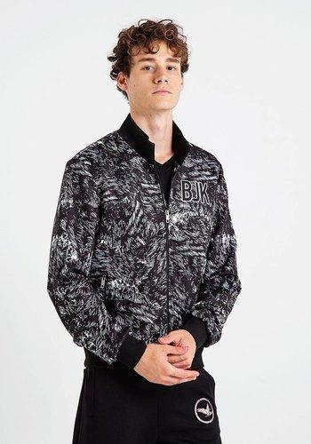 Beşiktaş Mens Eagle Print Jacket 7819504