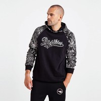 Beşiktaş College Eagle Print Hooded Sweater Heren 7819225