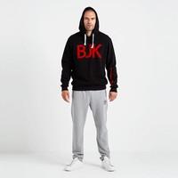 Beşiktaş Flock BJK Hooded Sweater Heren 7819216 Zwart