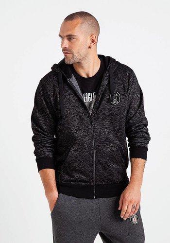 Beşiktaş Logo Hooded Sweater Heren 7819238
