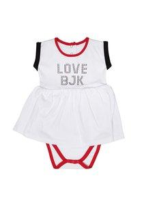 Beşiktaş Body Bébé-filles Y19-101 Blanc