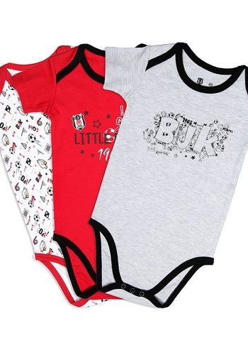 Beşiktaş Baby Body Set 3 st. Y19-108