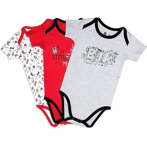 adidas Besiktas 19 20 Kids Training T Shirt DT5294