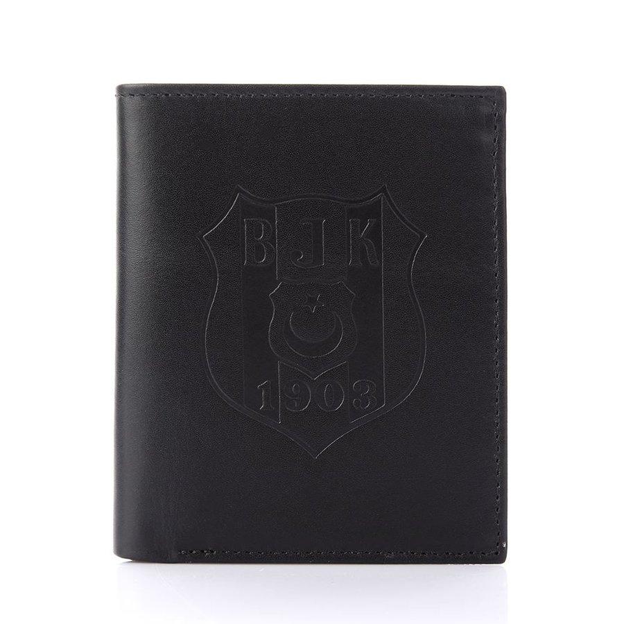 Beşiktaş Leder Brieftasche (CZD)-509 9Y