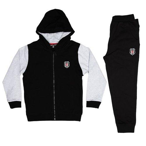 Beşiktaş Kids Hooded Tracksuit Y19-150